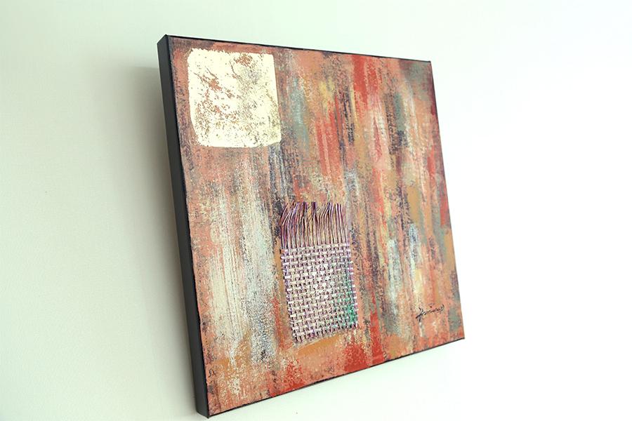 インテリア アート 抽象画