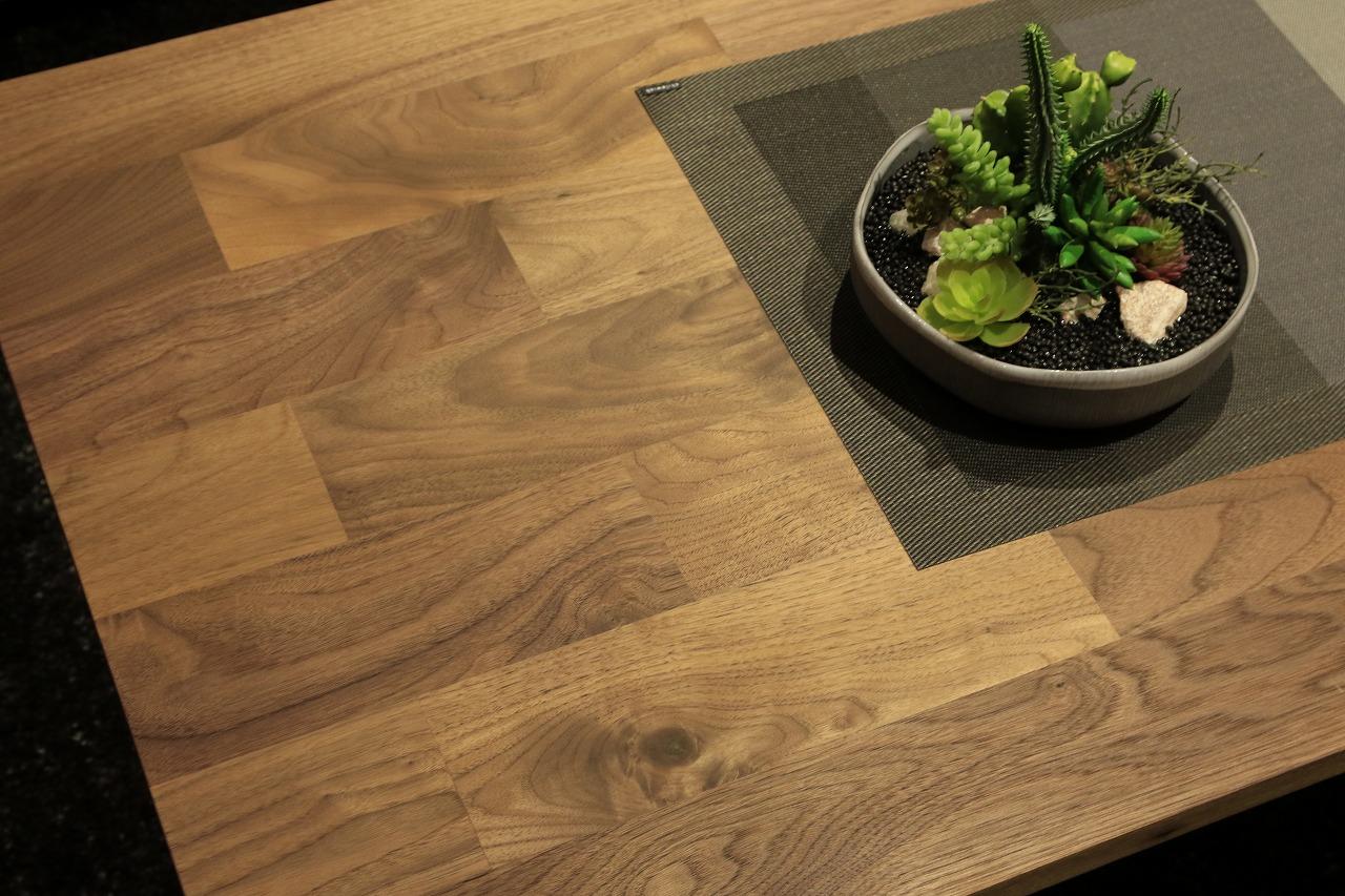 新潟 家具 リビングテーブル ローテーブル 無垢 おしゃれ