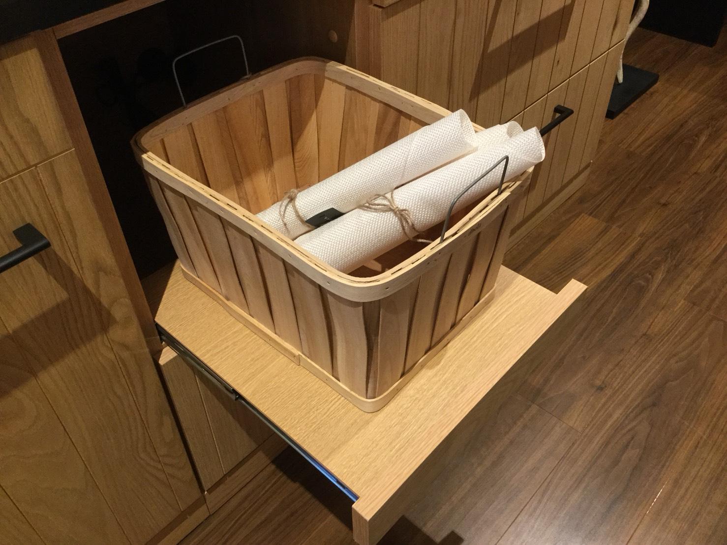 木目 キッチンボード おしゃれ 新潟