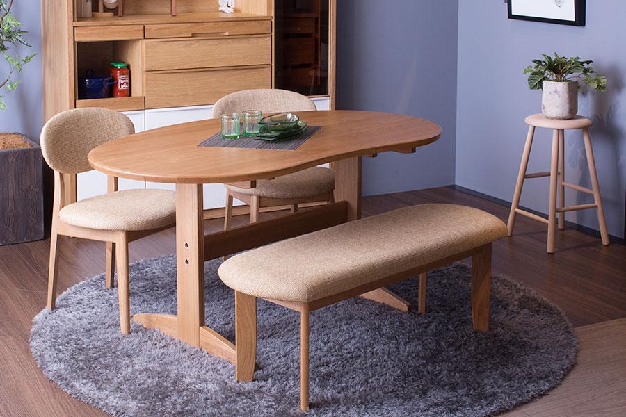 新潟 家具 ダイニングテーブル おしゃれ かわいい