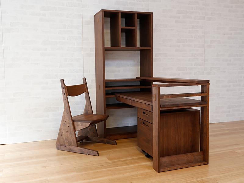 新潟 家具 かわいい 書斎 リビング おしゃれ チェア 勉強机 デスク 学習机