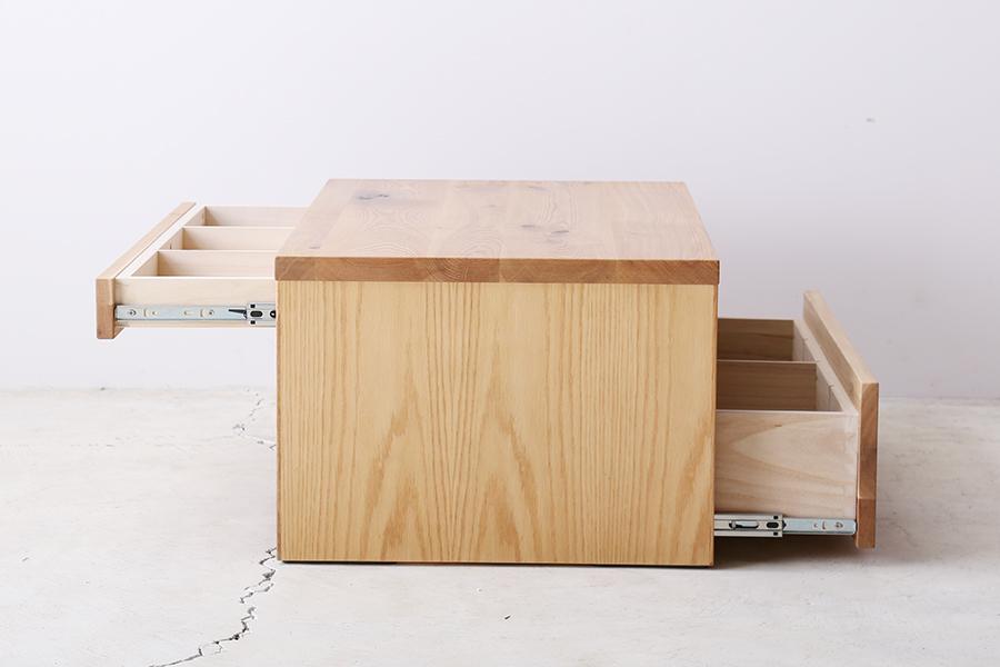 新潟 家具 おしゃれ リビングテーブル ローテーブル ナチュラル