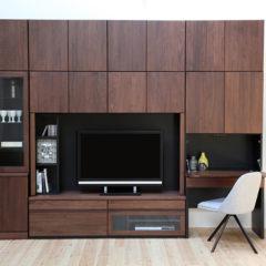 新潟 家具 テレビボード 壁面収納 おしゃれ