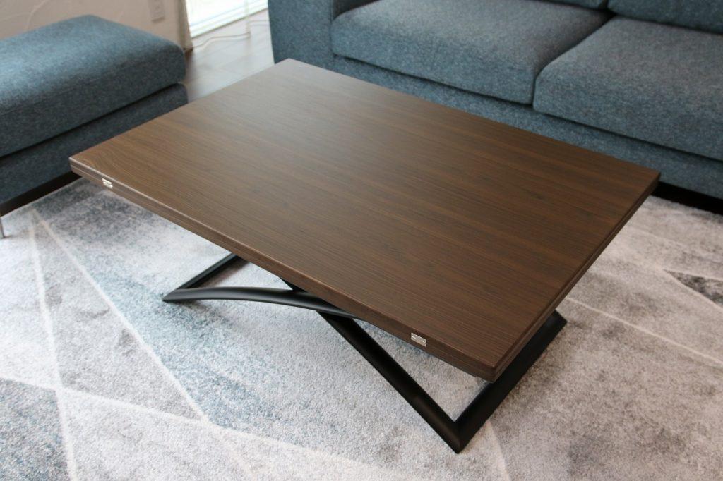新潟 おしゃれ 家具 インテリア かっこいい シック モダン ソファ リビング テーブル