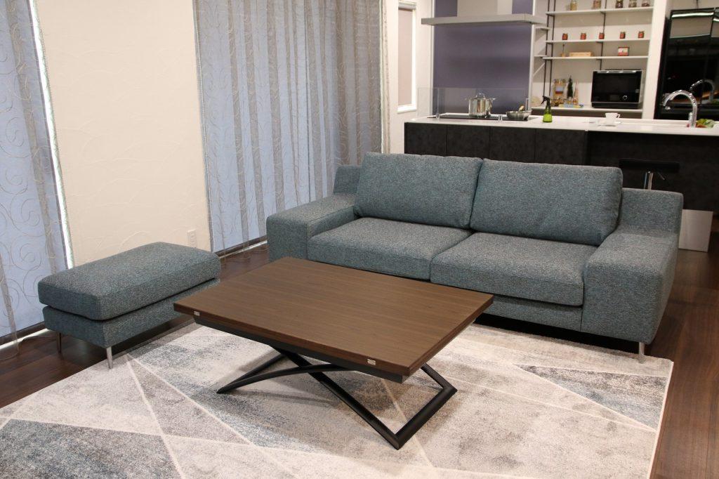 新潟 おしゃれ かっこいい 家具 インテリア ソファ モダン
