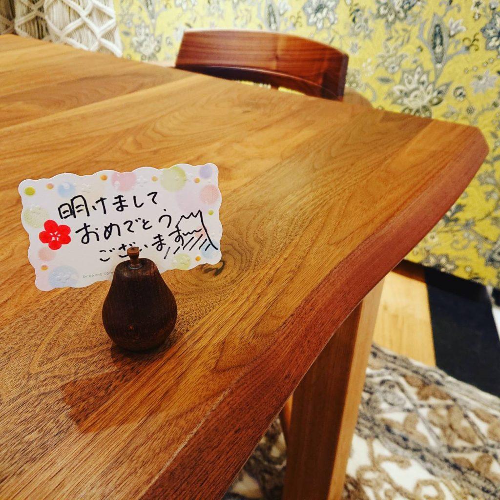 新潟 家具 インテリア おしゃれ かっこい ダイニング テーブル チェア